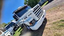 Scania 113 llanta disco 320