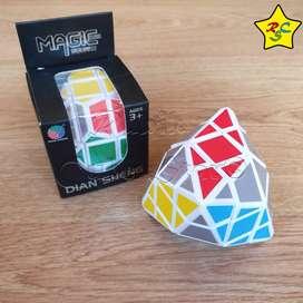Cubo Corner 4 Rubik 3x3 Forth Diansheng Ninja Modificacion
