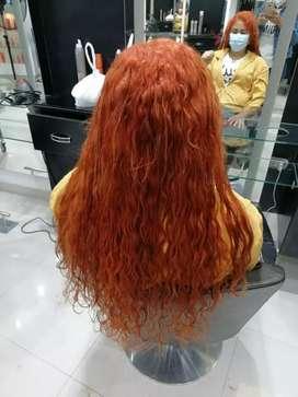 Te gustaría tener el cabello largo??