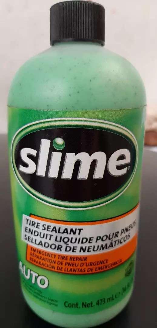 Sellador de llantas Slime 0