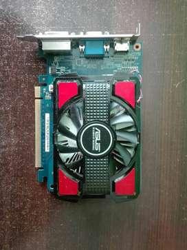 se vendeTarjeta gráfica Asus GT730-2GD3 GF GT 730