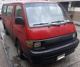Toyota Hiace 1998 a Diesel