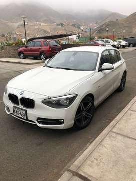 Auto BMW 114I