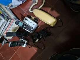Vendo 2 módem wifi y 3 teléfonos