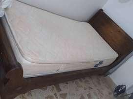 excelentes camas estilo rustico