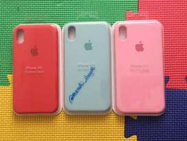 Silicone Cases para iPhone Xr
