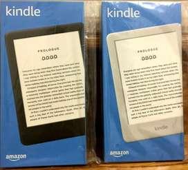 Kindle 10 Nuevo y Sellado con Luz Propia
