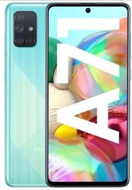 Samsung Galaxy A71 128gb 4g - Nuevos - Sellados - Tiendas