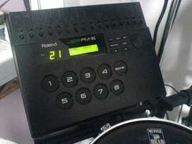Roland Pm-16 Interface Trigger To Midi 16entradas bateria