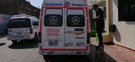 Se vende  Mercedes esplinter 313