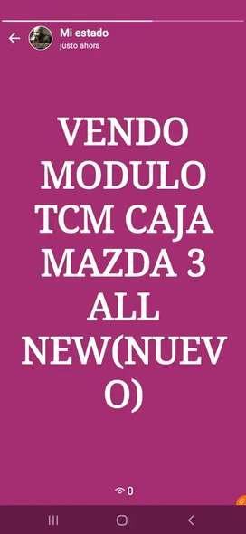 Módulo TCM (computador de caja automática)mazda 3 all new