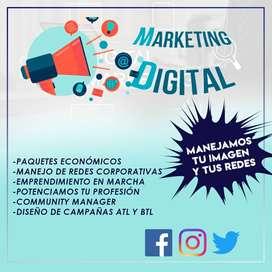 ESTRATEGIAS DE MARKETING DIGITAL PARA EMPRENDEDORES !