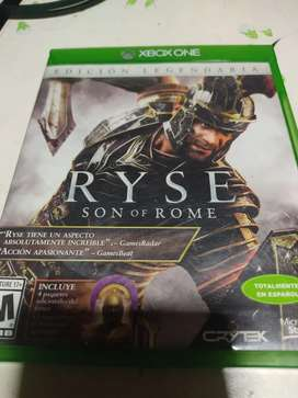 Ryse son of tome Xbox one