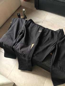 Vendo pantalones termicos talle 40 y 44