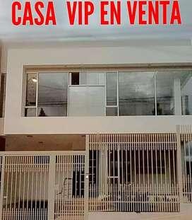 EN VENTA HERMOSA CASA VIP INTERÉS DEL 4,5%