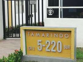 venta de apartamento en Anapoima en el conjunto Tamarindo
