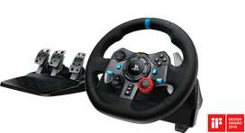 LOGITECH TIMON G29 Driving Force RACING WHEEL FOR PlayStation 3 AND PlayStation 4 LAT
