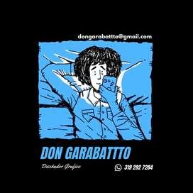 Diseñador Gráfico - Don Garabatto