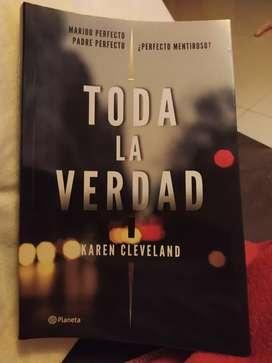 """Vendo libro """"Toda La Verdad"""""""