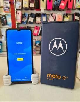 Nuevo Motorola E7plus