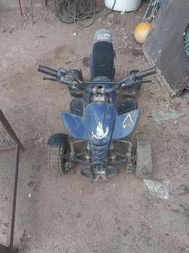 Vendo cuatriciclo 50cc