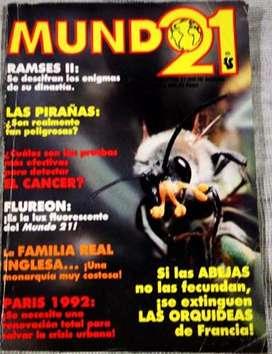 MUNDO 21 EDICIÓN: DICIEMBRE 1991