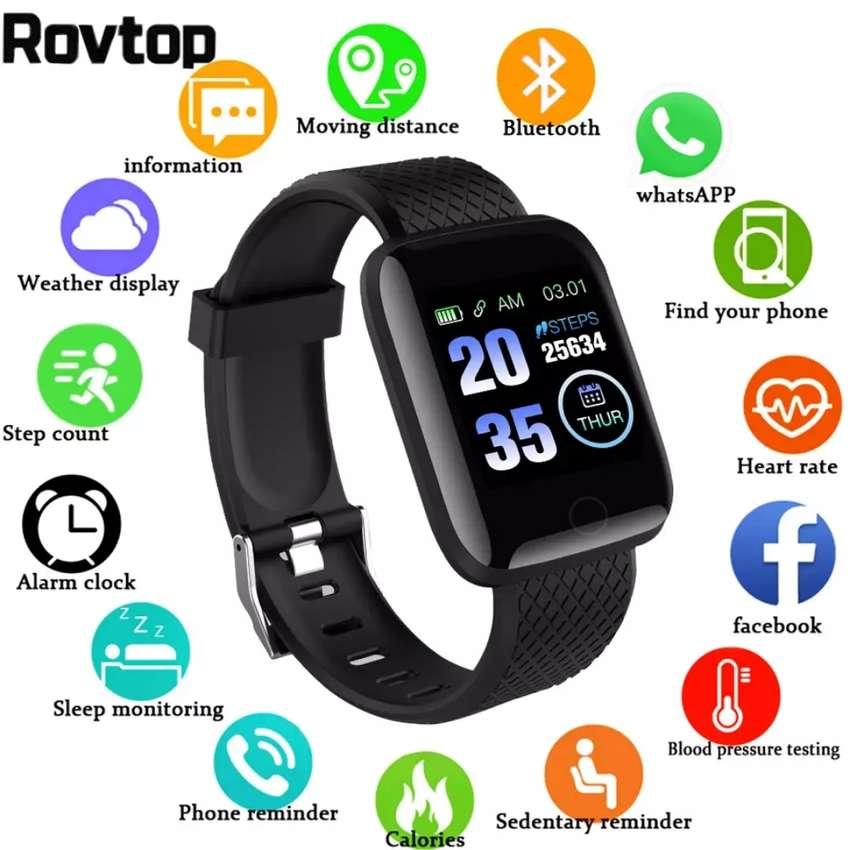 Reloj inteligente smartwatch 0