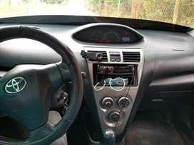 Toyota Yaris año 2008 modelo 2009