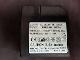 Fuente de impresora 30v 0.4 amperes