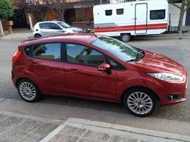 Ford Fiesta SE Kinetic Design 2015 - 56000 KM