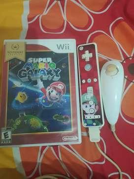 Combo Mario galaxi