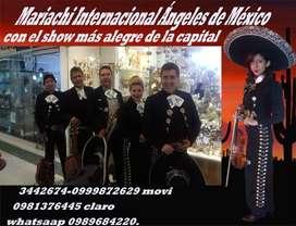 Mariachis en Ibarra y Otavalo