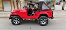 Vendo Ford Jeep