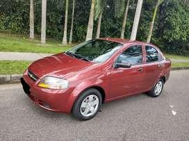 ¡Chevrolet AVEO con aire acondicionado 2010!