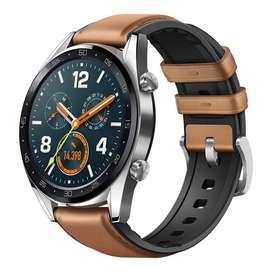 Smartwatch Huawei Gt Edición Clásica En Cuero CC Monterrey local sotano 5