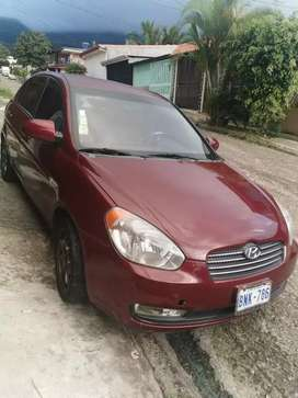 VENDO ACCENT 2007 EXCELENTE ESTADO