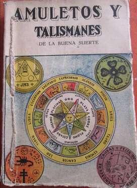 AMULETOS Y TALISMANES DE LA BUENA SUERTE