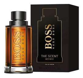 Perfume Hugo Boss Scent Intense 100ml Hombre Eros