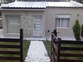 Alquler Casa Monte Hermoso