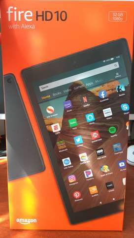 Tablet Amazon Fire HD 10 Full HD última version