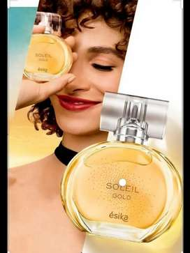 Perfume soleil gold 50ml de Esika