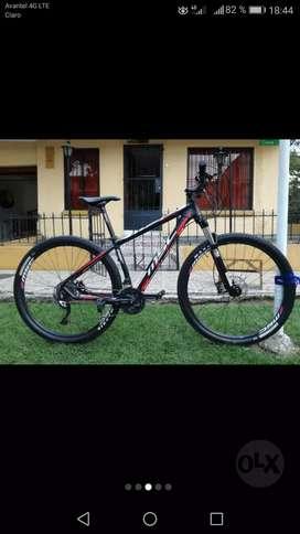 Bicicleta Montaña Msc