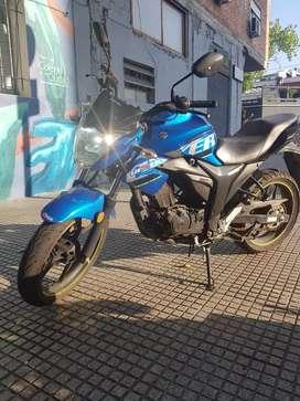 Vendo suzuki gixxer 150 2018