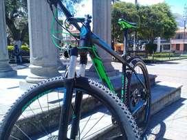 Bicicleta Scott Aspect 920