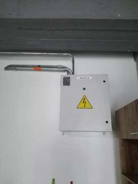 ELECTRICISTAS CERTIFICADOS EN ALTURAS