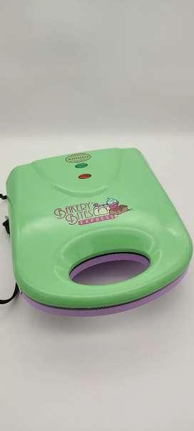 Máquina eléctrica  para hornear