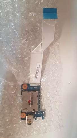 Lenovo G580 Placa Plug 3.5 Para Notebook