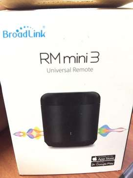 Rm mini 3 Control universal por voz