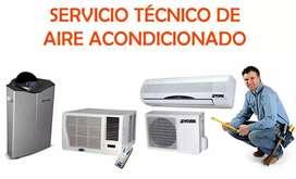 Instalación y services de aire acondicionado