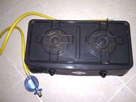 Estufa/cocineta portable a gas HACEB USADA